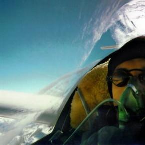 Die Verwendung von Sauerstoff im Segelflug