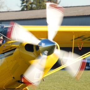 4-Blatt Propeller: Vergleichsschlepps