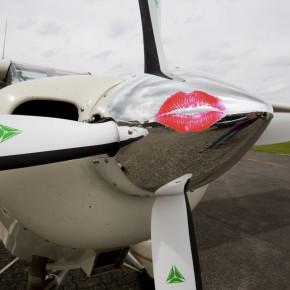 Husky mit neuem 4-Blatt MT-Propeller