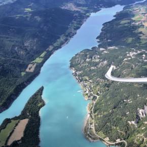Lac de Monteynard-Avignonet