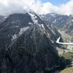 Beim Glacier Blanc