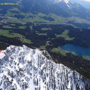 Wandersegelflug 2016 - Impressionen