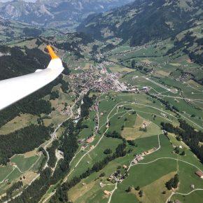 Alpines Segelfluglager Zweisimmen 2018