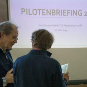 Pilotenbriefing 2019
