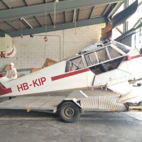 Husky HB-KIP good bye